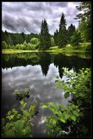 Lake of the Seven Springs by rad-ix