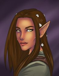 Elf Commission by lonelion4ever