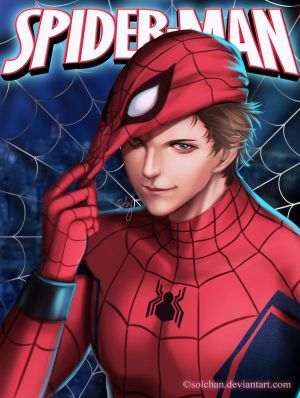 Spiderman by Solchan