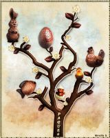 Arbre a  Chocolats by MireilleD