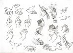 Hand references 02 by rod-roesler