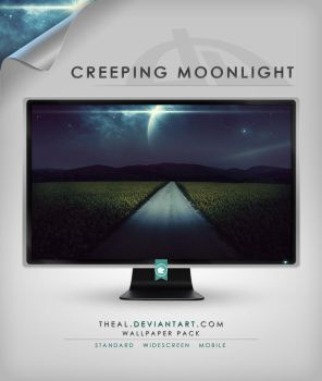 Creeping Moonlight by TheAL