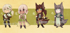 [Closed] Fantasy Adopts by princesawyer