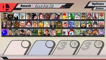 Who I Loved To See In SSB by Ryan29o4