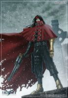 vincent valentine by Celestial-83