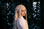 season 5 Daenerys cosplay by RiHarusame