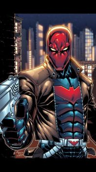 Red Hood by Kid-Destructo
