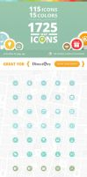 115 Light Maps Icons for Directory WP Theme by ait-themes