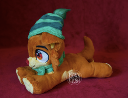 Maxwell Plush by NoxxPlush