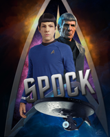 Spock by PZNS
