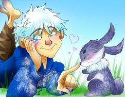 ROTG day 18 - HOPE by HezuNeutral