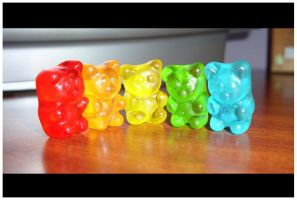 Teddy Gummys by Itsumurah