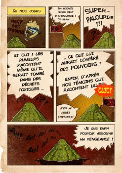 Super-Palourde#1 vs Bloody-Patella p2 by TAHR-Thomas-Radas