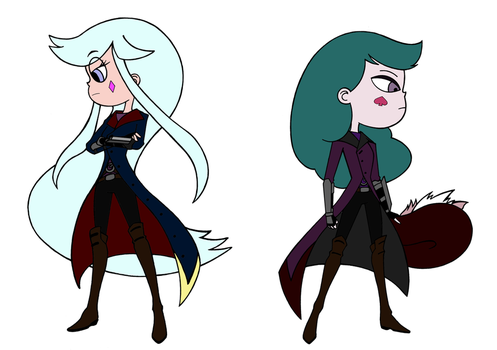 SVTFOE (Assassin's Creed Crossover) Queens by NFSG4M3R2015