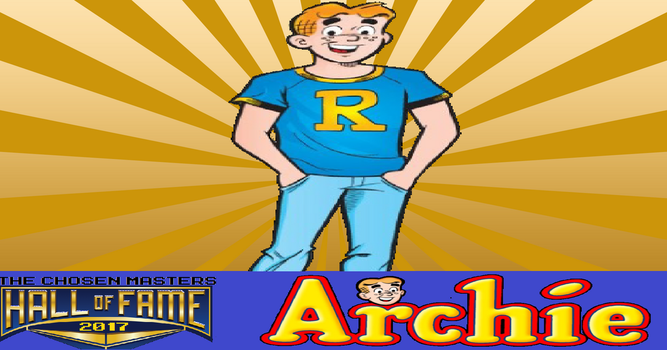 Chosen Mii Hall of Fame 17 Inductee: Archie by ChosenMii