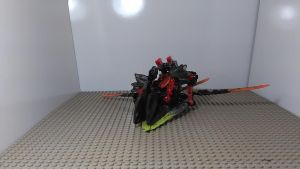 Lava Jet (Jet Mode) by sideshowOfMadness