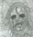 Corey Taylor by THEGODSLAYER91