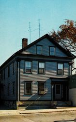 Vintage New England - The Borden Murder House by Yesterdays-Paper