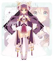 [CLOSED TY!] Nightdream Crush!! Adoptable by Sourann