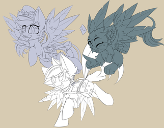 Mail Squad [WIP] by Kaleido-Art