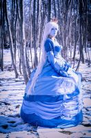 Adventure Time - The Ice Queen by Kida-Takashi