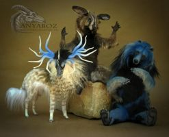 Mountain Stream Room Guardians by AnyaBoz