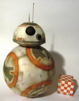 BB-8 (Star Wars) by RafaelTacques