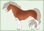 Tundra pony import 002 - SOLD by Danesippi