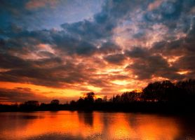 Evening Colors by jva3
