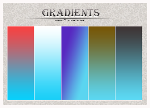 Gradients - 2 by ManGo-01