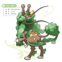 Fakemon: JURON by ko-mono