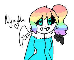 Nyadda Redesign!! by KawaiiUrsaChan