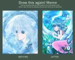 Before-After meme by Ayasal