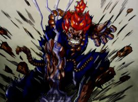 Akuma Colors (Final) by MikeES