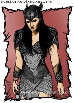 Xena the Valkyrie by Xena-Fan-Club