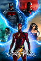 Flashpoint Paradox poster by Quocan Tran by quocantran