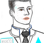 Connor WIP by Chaos-Angel142