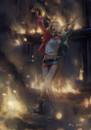 Harley by themimig