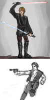 star wars by battlescar