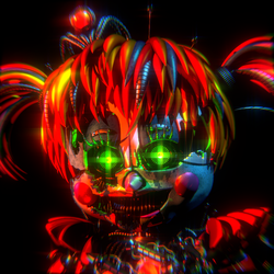 [FNAF:Pizzeria Simulator] The Baby Icon by MangoISeI