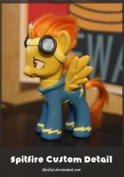 Spitfire Custom by thelint