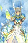 Lenneth for sale at MEGACON by glance-reviver
