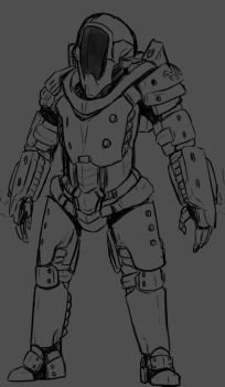 Comic creation5, Splint flight suits by This-Shattered-Mind