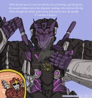 Tarn, you don't got the right voice- MTMTE by YukiOni