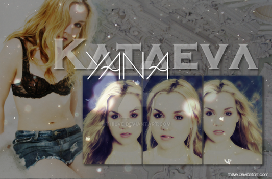 Rachel Miner as Yana - RPG