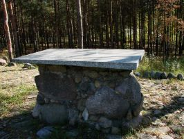 table of stone 2 by indeed-stock