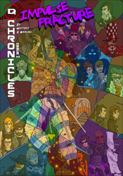 DQC Issue 2 Cover by Mattbot2300