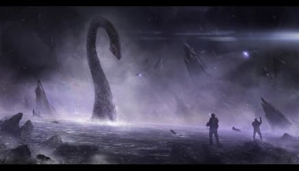 Nessie by UlricLeprovost