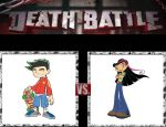 Request #52 Jake Long vs Juniper Lee by LukeAlanBundesen