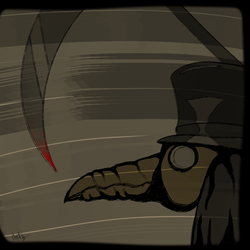 Plague Doctor  by catz537